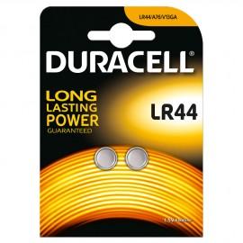 Lot de 2 piles LR 44 Duracell
