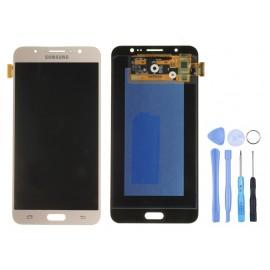 Ecran complet Samsung Galaxy J7 2016 Or