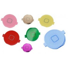 Bouton home couleurs iPhone