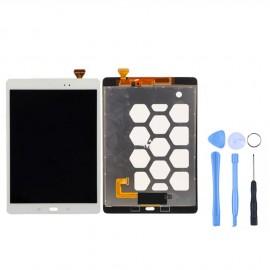 "Ecran complet d'origine Samsung Galaxy Tab A 9,7"" Blanc"