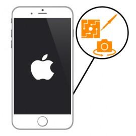 Soudure carte mère connecteur FPC caméra avant iPhone