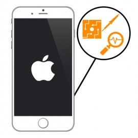 Diagnostic réparation carte mère iPhone