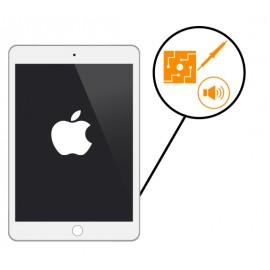 Soudure carte mère défaut audio iPad