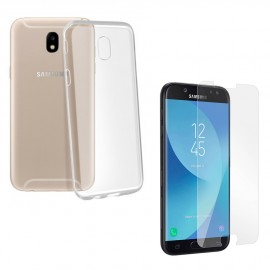 "Pack ""Cristal Protect"" Galaxy J5 2017"