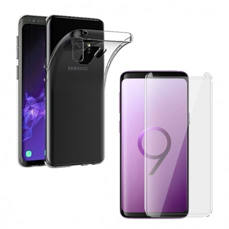 "Pack ""Shock Protect"" Galaxy S9"