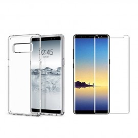 "Pack ""Cristal Protect"" Galaxy Note 8"