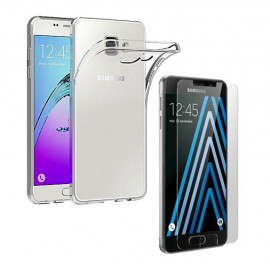 """Pack """"Shock Protect"""" Galaxy A7 2016"""