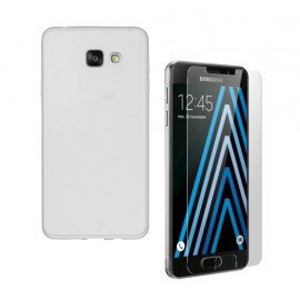 """Pack """"Cristal Protect"""" Galaxy A7 2016"""