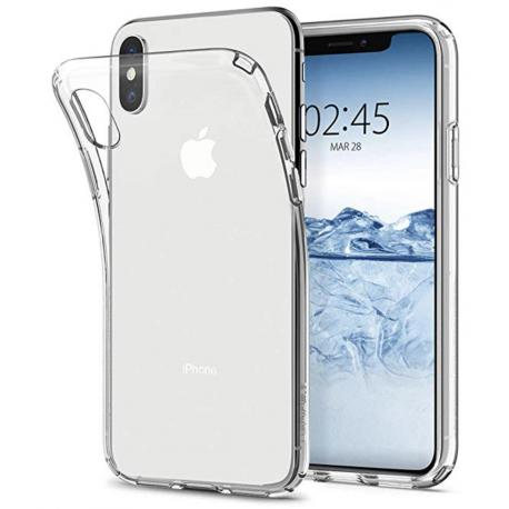 coque silicone transparent iphone xs