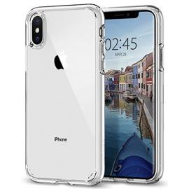 Coque rigide cristal iPhone Xs