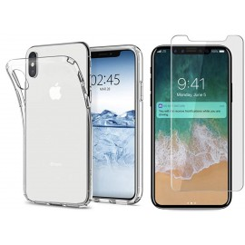 "Pack ""shock protect"" iPhone Xs"