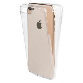 Coque intégrale silicone transparente iPhone 7 Plus / 8 Plus