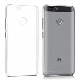Coque rigide transparente Huawei Nova