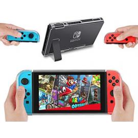 Coque de protection arrière rigide Nintendo Switch