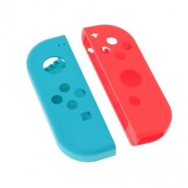Boîtier de remplacement bleu et rouge Joy-Con Nintendo Switch