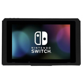 Protection en silicone noire Nintendo Switch