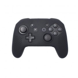 Protection manette silicone noire Nintendo Switch