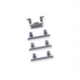 Pack boutons volume vibreur power iPhone 8 Noir