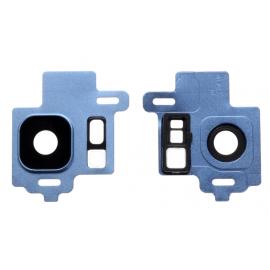 Lentille caméra arrière Bleu océan Samsung Galaxy S8 / S8 +
