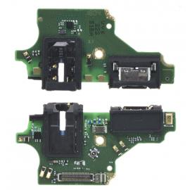 Nappe connecteur de charge + prise jack Huawei P20 lite