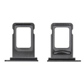 Tiroir SIM iPhone Xs Max Noir