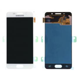 Ecran complet Samsung Galaxy A3 2016 Blanc