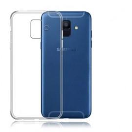 Coque en silicone transparente Galaxy A6 (2018)