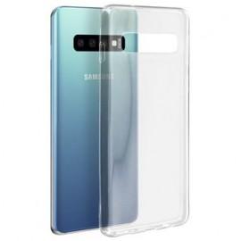 Coque silicone transparente Samsung Galaxy S10