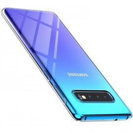 Coque silicone transparente Samsung Galaxy S10E