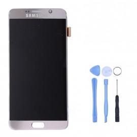 Ecran complet d'origine Samsung Galaxy Note 5 Or