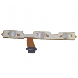 Nappe bouton volume + power Huawei Y5 2018