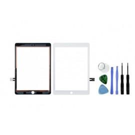 Vitre tactile iPad 6 Blanc