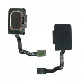 Lecteur d'empreintes digitales Samsung Galaxy S9 / S9 Plus Or