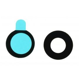 Lentille caméra arrière + adhésif iPhone XR