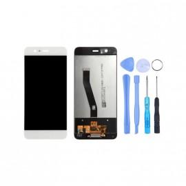 Ecran d'origine Huawei P10 Plus Blanc + outils
