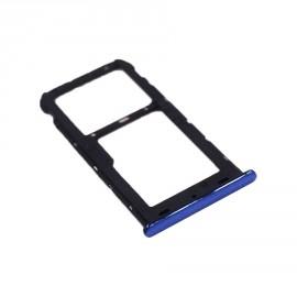 Tiroir SIM + SD Honor 6C Pro Bleu
