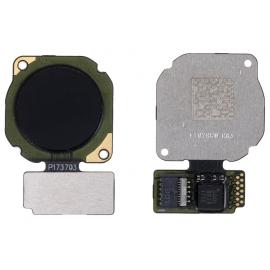 Nappe capteur d'empreinte Huawei Mate 20 Lite Noir