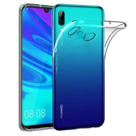 Coque silicone transparente Huawei P Smart Plus