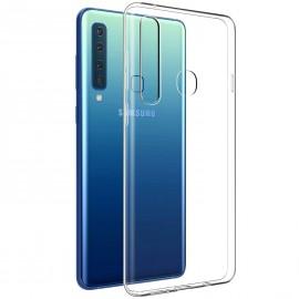 Coque silicone transparente Samsung Galaxy A9 (2018)