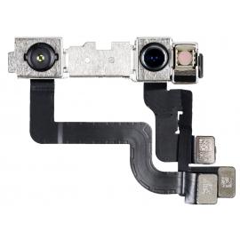 Caméra avant + face ID iPhone XR