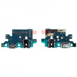 Nappe connecteur de charge + prise jack Samsung Galaxy A40