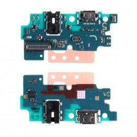 Nappe connecteur de charge + prise jack Samsung Galaxy A50