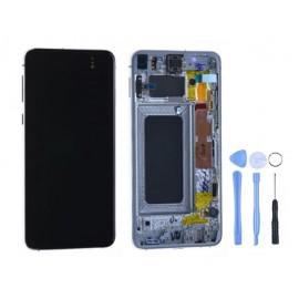 Ecran Samsung Galaxy S10e Blanc d'origine Samsung + outils
