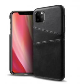 Coque porte carte noir iPhone 11 Pro Max