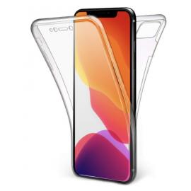 Coque silicone intégrale iPhone 11 Pro Max