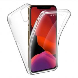Coque silicone intégrale iPhone 11 Pro