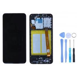 Ecran complet d'origine Samsung Galaxy A20E Noir + outils