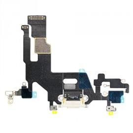 Connecteur de charge iPhone 11 blanc