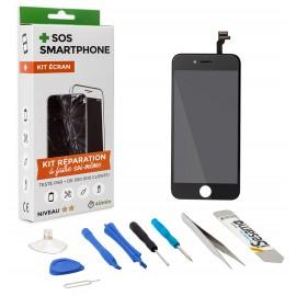 Kit complet réparation écran iPhone 6 Noir
