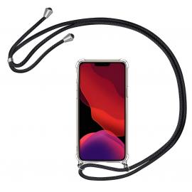 Coque cordon noir iPhone 11 Pro